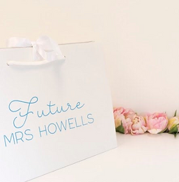 Future Mrs Gift Bag/Box