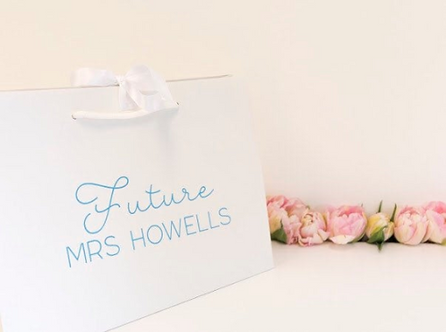Future Mrs Gift Bag/Box
