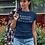 Thumbnail: Focus on your lashes! Slogan T-Shirt