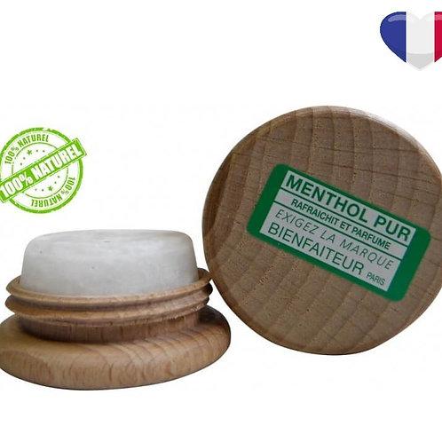 Macaron 11G menthol fraîcheur Bienfaiteur 100%Naturel