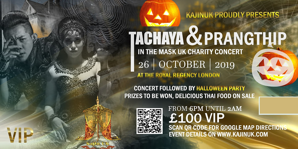Tachaya & Prangthip Concert