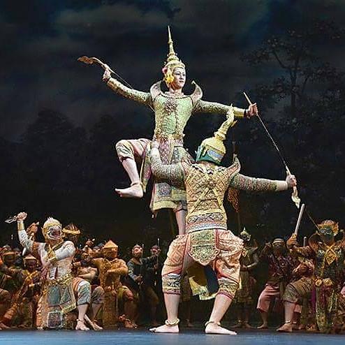 Khon 130 Years Sadler's Wells Theatre