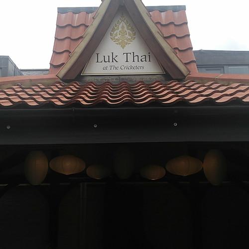 Luk Thai Restaurant Cambridge