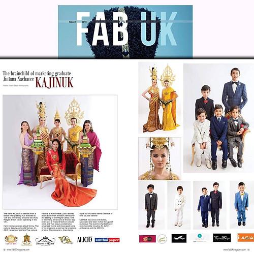 FabUK Magazine Photoshoot