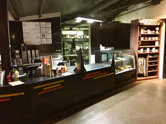 Interior, Coffeebar