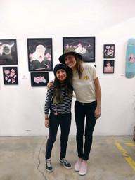 Featured Artist, Sandy Peraza, 2019