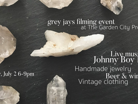 An Evening With grey jays and REI/Tastemade