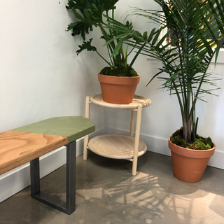 Benches, Vervain Collective