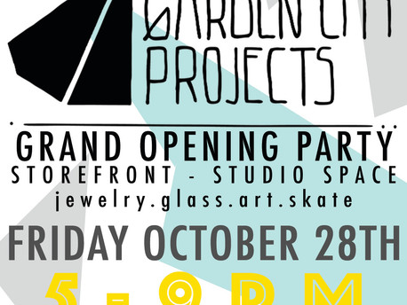 Grand opening party!! 10/28  5-9pm