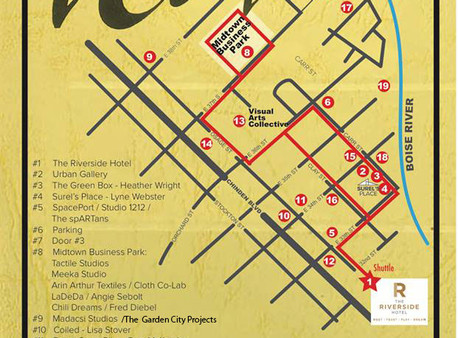 First Fridays in GC are back!