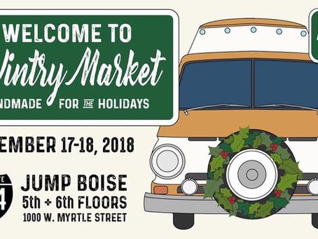 Wintry Market
