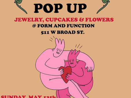 Mother's Day Pop-up