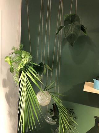 Globe Planters, Vervain Collective