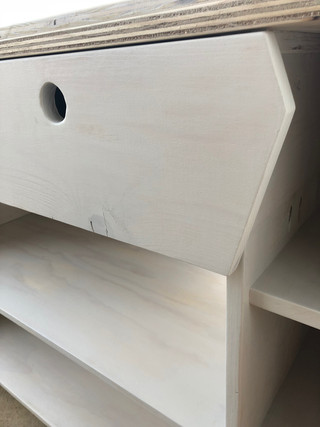 Custom Drawer Details, Vervain Collective