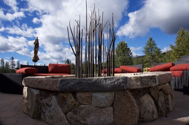 Firepit Sculpture, 2015
