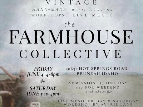 The Farmhouse Collective is Back!