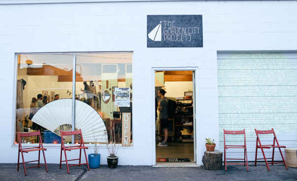 Front of Shop, 2017