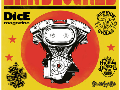 Landlocked Motorcycle Show