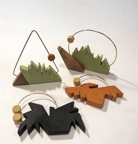 Sculptures of the Wild