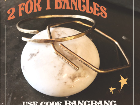 Buy One Get One Bangles!