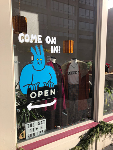 Come On In! By Ashely Dreyfus