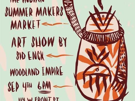 Indian Summer Market