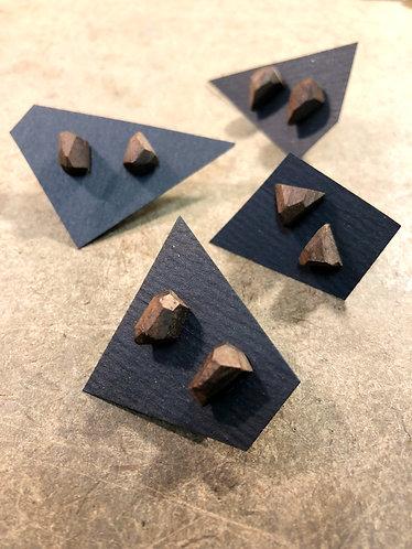Black Walnut Studs