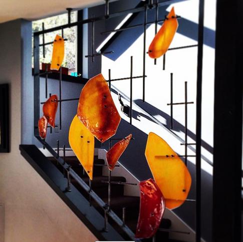 Glass Railing, 2014