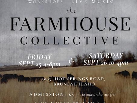 Farmhouse Collective Outdoor Market