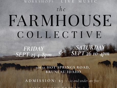Farmhouse Collective Outdoor Market