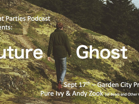 Future Ghost: Music and Conversation with Andy Zook and Pure Ivy