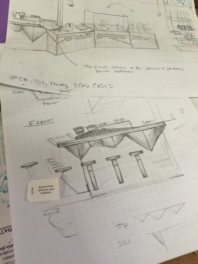 Sketches, Coffeebar