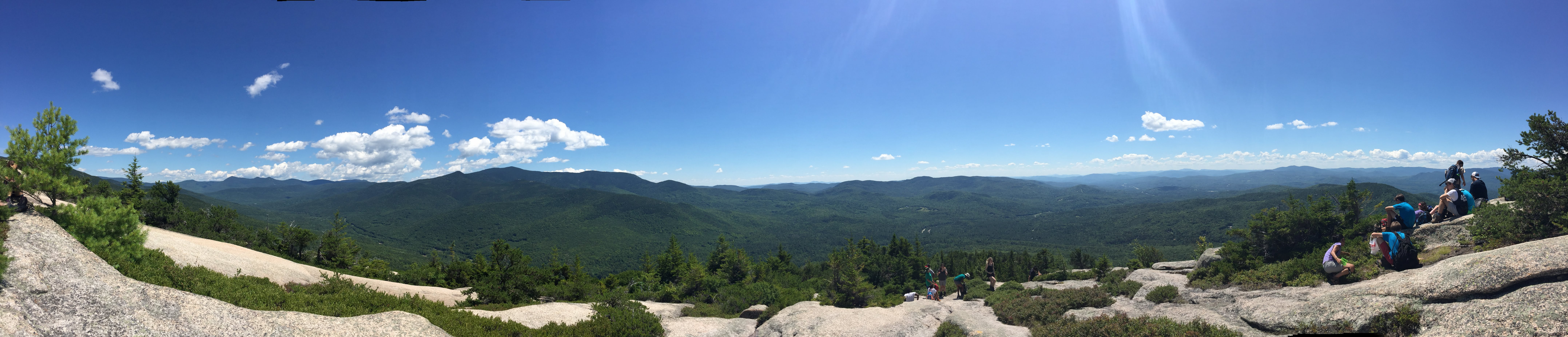 Welch-Dickey Panorama