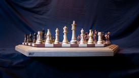 Echiquier Yalta, les échecs à 3