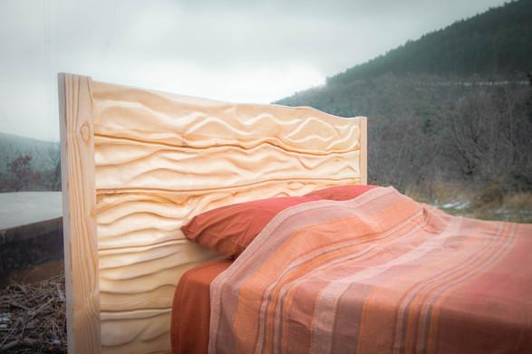 Tête de lit pour rêver