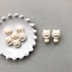 Cat Buttons From Paris