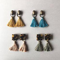 personal colorの耳飾り [Autumn]