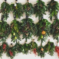 展示販売「Botanical Holiday」