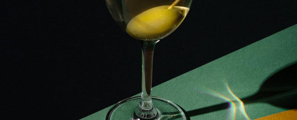 Дмитрий Владимиров. Dry Martini