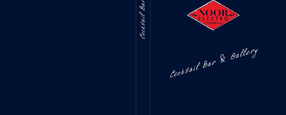 Cocktail Menu. Cover
