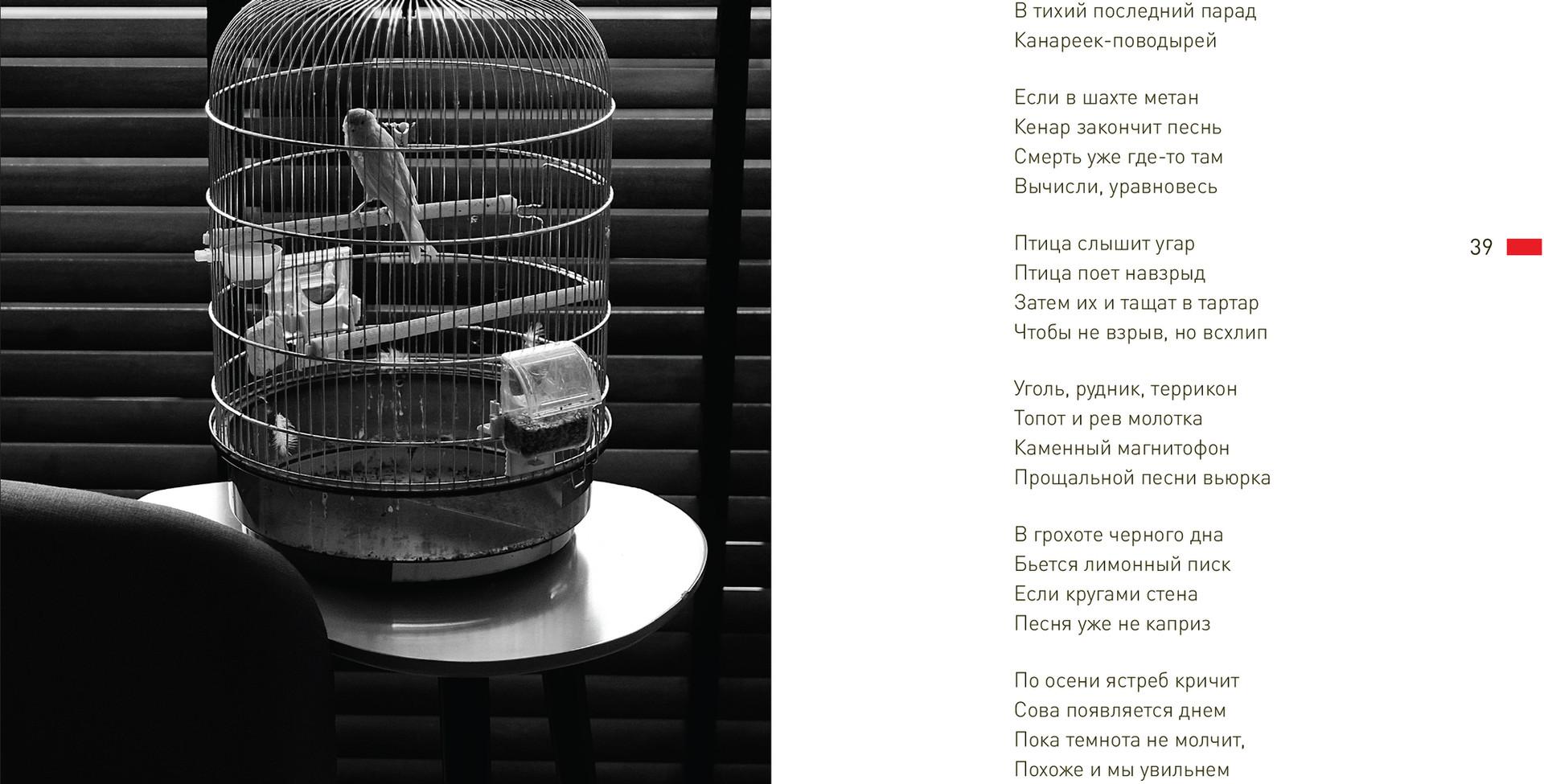 Cocktail Menu. 38-39 pages