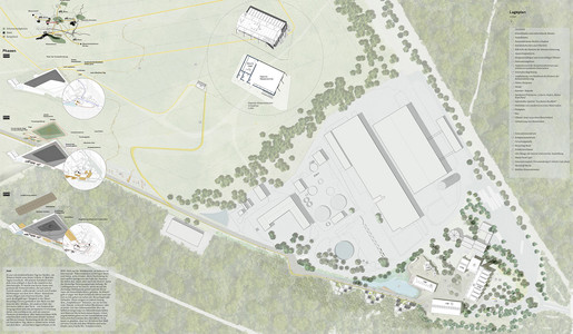 Site Plan - Phased Proposal
