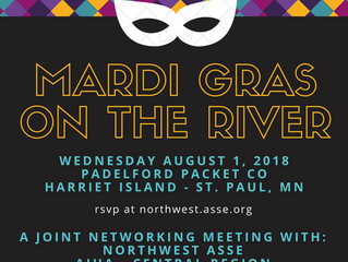 Please Join the AHMP-NSC on August 1st for a Great Networking Opportunity!