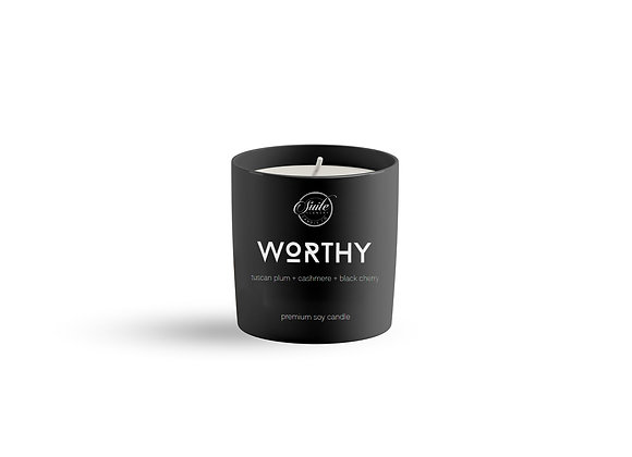 WORTHY Premium Soy Candle