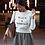 Thumbnail: Black & Worthy Premium Sweatshirt (white)