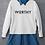 Thumbnail: WORTHY Premium Sweatshirt (White)