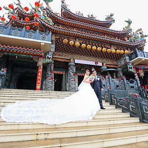 志憲&芳而結婚迎娶儀式