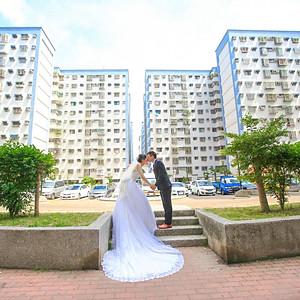 靖偉&奕樺結婚午宴@大八婚宴會館