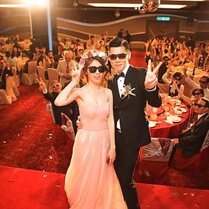 謙彥&采緹結婚@夢時代雅悅會館