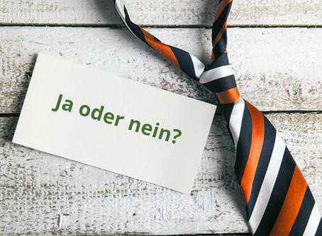 Krawatte weg? Die Dresscode-Diskussion als Spiegel Ihrer Führungs- und Entscheidungskultur!
